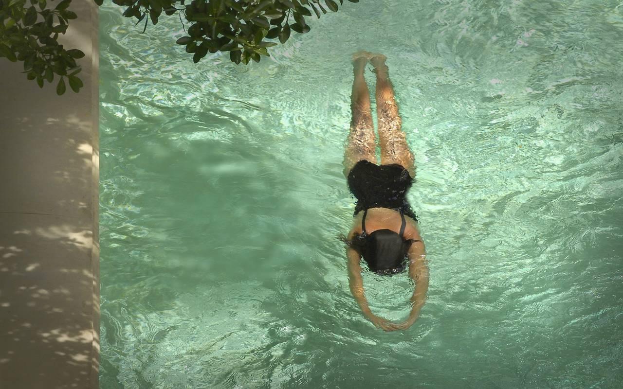 Hôtel avec piscine à Arles