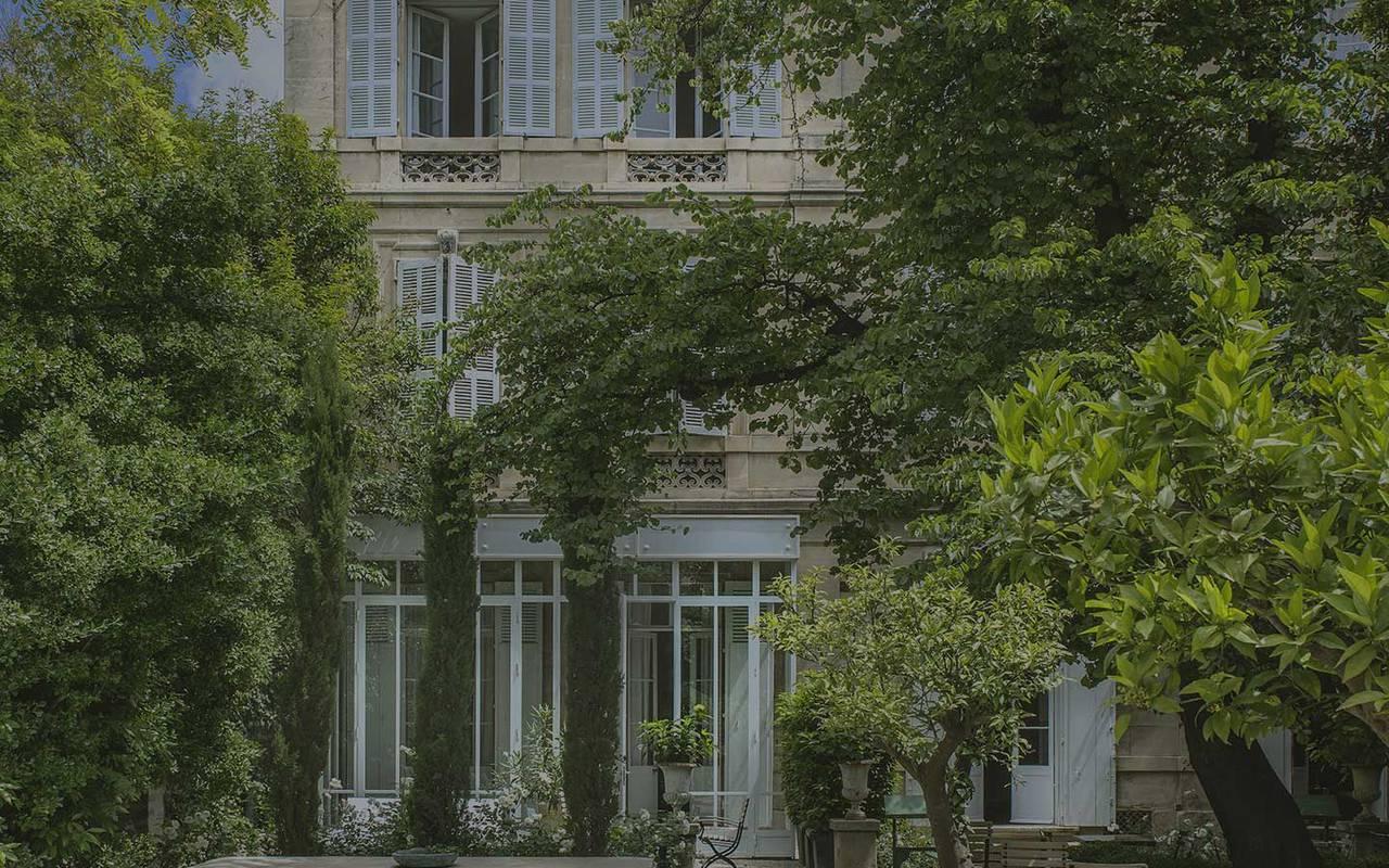Hôtel 5 étoiles Arles