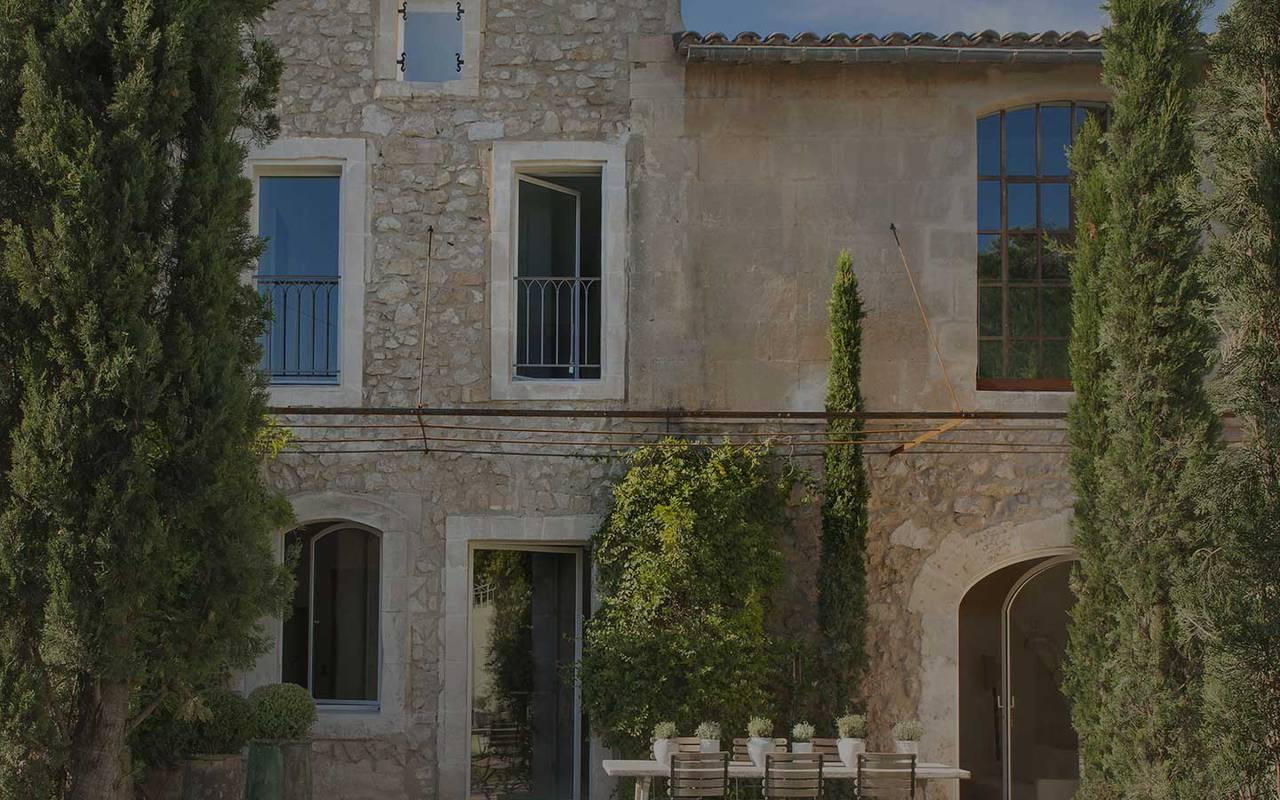 Hôtel de luxe à Arles