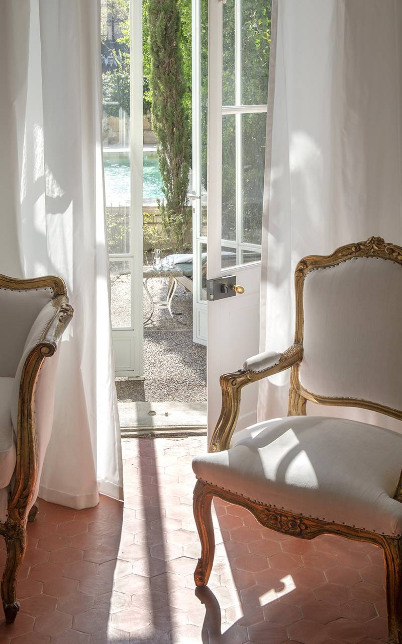chambre hotel particulier