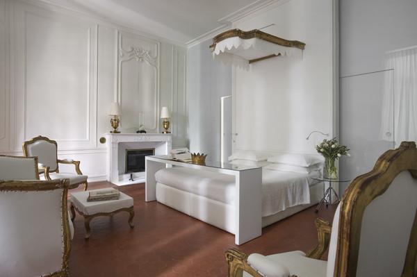 hôtel de luxe 5 etoiles france